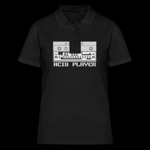 ACID PLAYER - Women's Polo Shirt