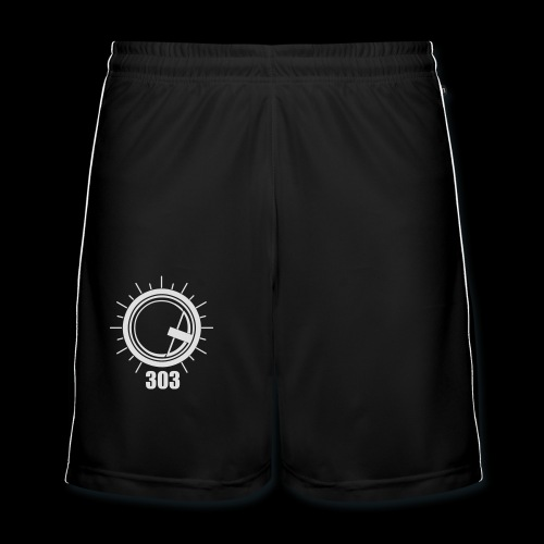 TURN THE BUTTON 303 - Men's Football shorts