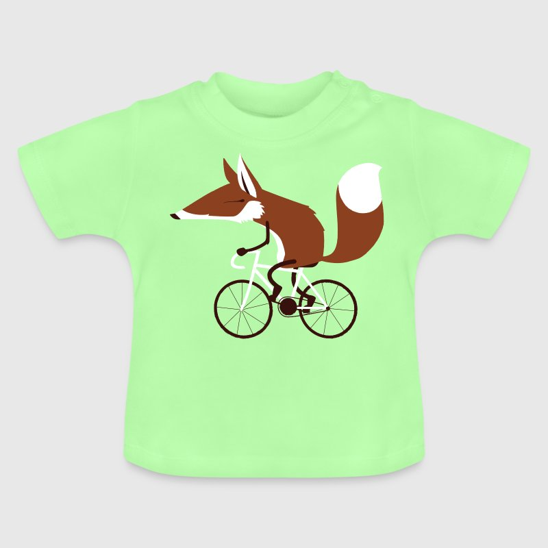 Kelly green  Shirts - Baby T-Shirt