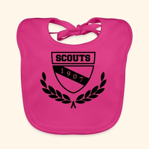 Scout College - Mädls - Baby Bio-Lätzchen