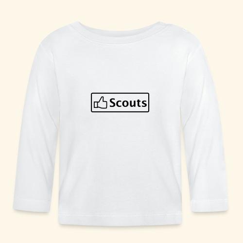 Like Scouts - Mädls - Baby Langarmshirt
