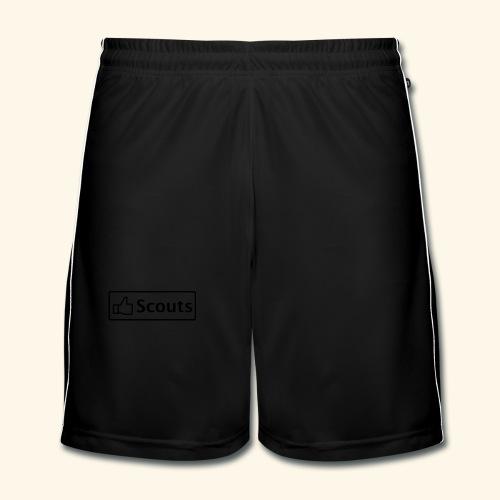 Like Scouts - Mädls - Männer Fußball-Shorts