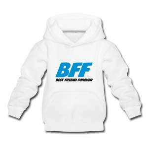 Best Friend Forever T-shirts - Premium-Luvtröja barn