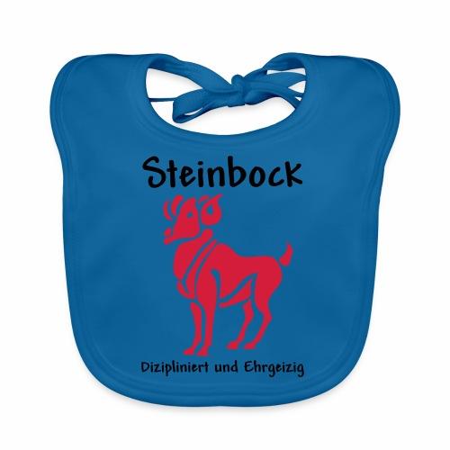 Sternzeichen Steinbock - Baby Bio-Lätzchen