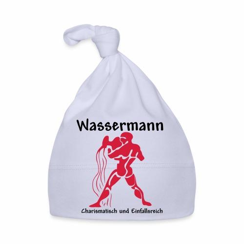 Sternzeichen Wassermann - Baby Mütze