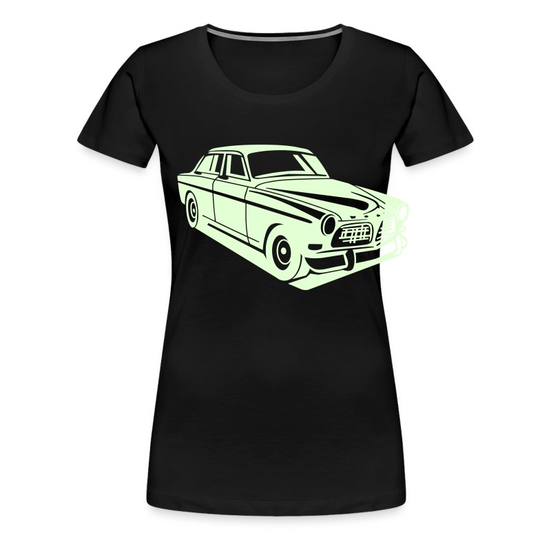 Volvo Amazon Damen Shirt - Frauen Premium T-Shirt