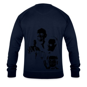 The big 4 of the golden age - Men's Organic Sweatshirt by Stanley & Stella