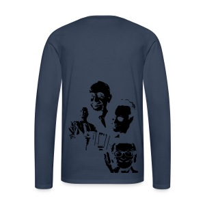 The big 4 of the golden age - Men's Premium Longsleeve Shirt