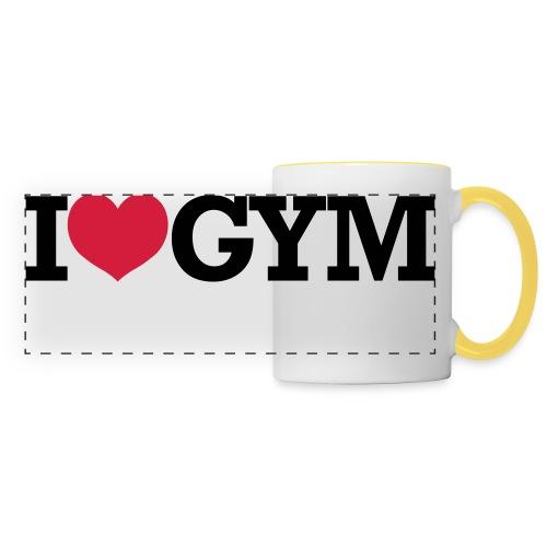 I Love Gym - Panoramatasse