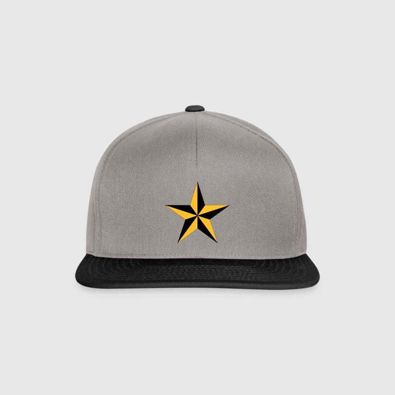 Nautical Star Caps & Hats - Snapback Cap