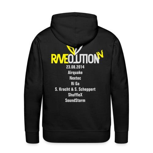 Raveolution 4 - Männer Premium Hoodie