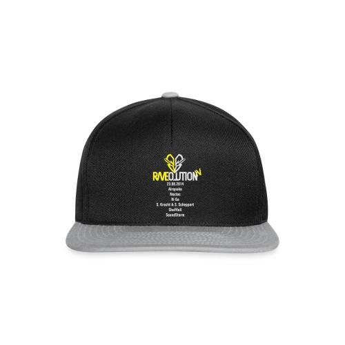Raveolution 4 - Snapback Cap