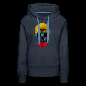 Ecuador  - Frauen Premium Hoodie