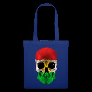 Skull Kurdistan - Stoffbeutel