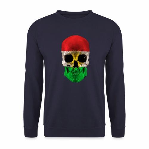 Skull Kurdistan - Männer Pullover
