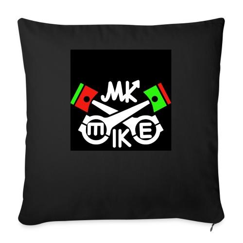 T-paita logolla - Sohvatyynyn päällinen 45 x 45 cm