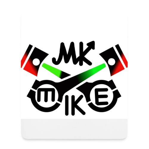 T-paita logolla - Hiirimatto (pystymalli)