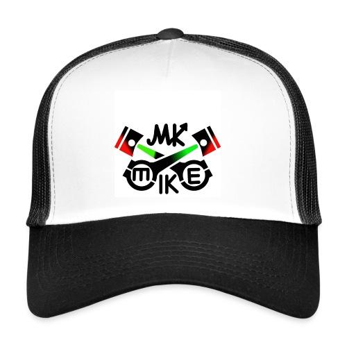 T-paita logolla - Trucker Cap