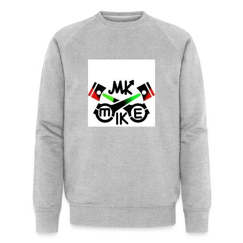 T-paita logolla - Stanley & Stellan miesten luomucollegepaita