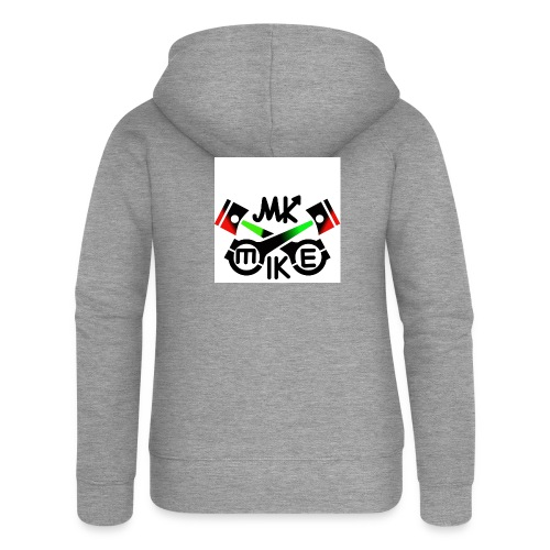 T-paita logolla - Naisten Girlie svetaritakki premium