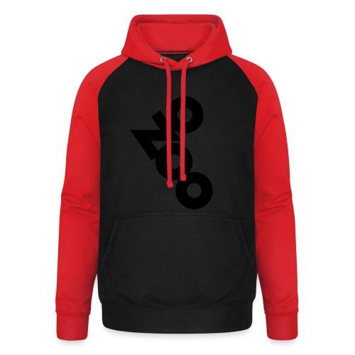NO ZOO   Std:Shirt - Unisex Baseball Hoodie