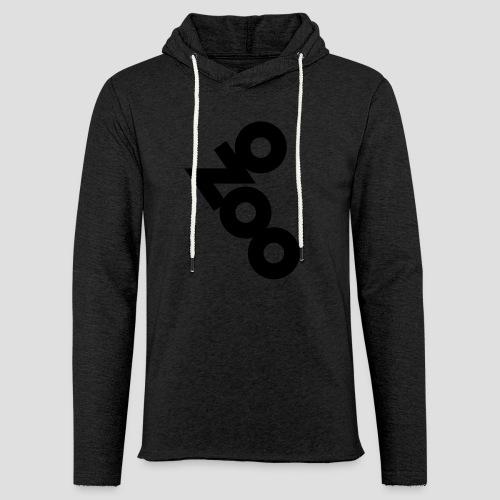 NO ZOO | Std. Shirt - Leichtes Kapuzensweatshirt Unisex