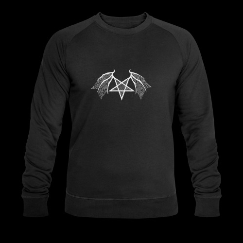 Tasse mit struktur Flügelpentagram hellgrau - Männer Bio-Sweatshirt von Stanley & Stella