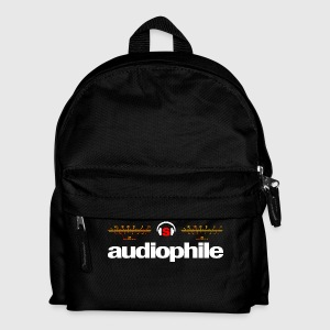 audiophile meters T-Shirts - Kids' Backpack