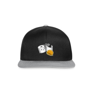 See you later! - Snapback Cap