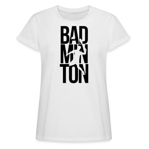 Tasse (Rechtshänder) - Frauen Oversize T-Shirt