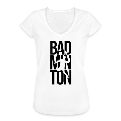 Tasse (Rechtshänder) - Frauen Vintage T-Shirt