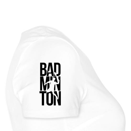 Tasse (Rechtshänder) - Frauen Schwangerschafts-T-Shirt