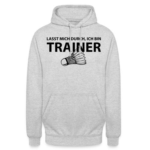 Trainer T-Shirt - Unisex Hoodie