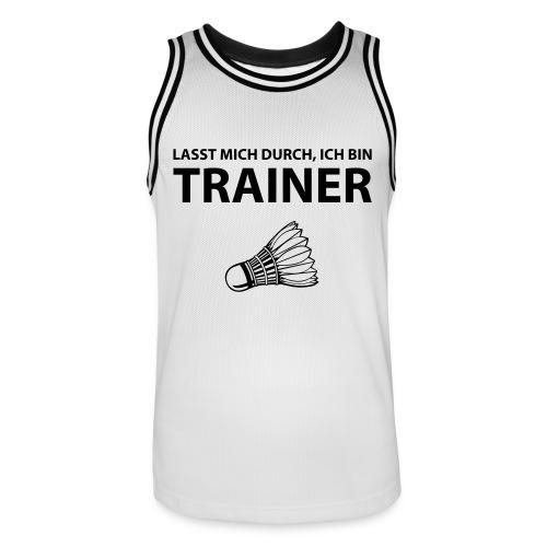 Trainer T-Shirt - Männer Basketball-Trikot