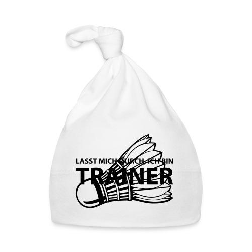 Trainer T-Shirt - Baby Mütze