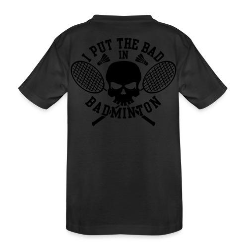 Fun Trikot - Teenager Premium Bio T-Shirt