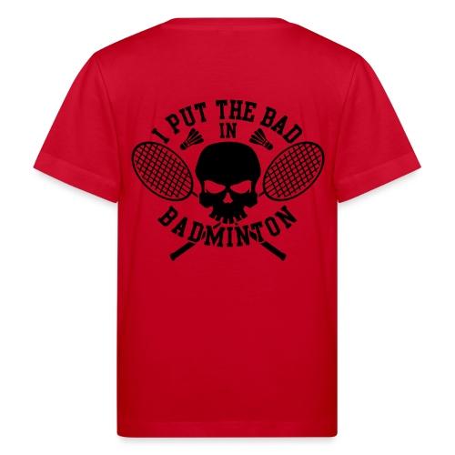 Fun Trikot - Kinder Bio-T-Shirt