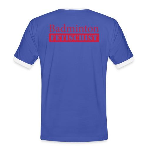 Fun Trikot - Männer Kontrast-T-Shirt