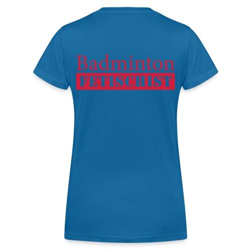Fun Trikot - Frauen Bio-T-Shirt mit V-Ausschnitt von Stanley & Stella