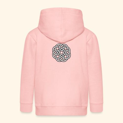 Celtic Ornament Shirt, Kerlie - Kinder Premium Kapuzenjacke