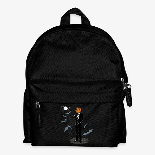 Pumpkin Head Diner - Kids' Backpack
