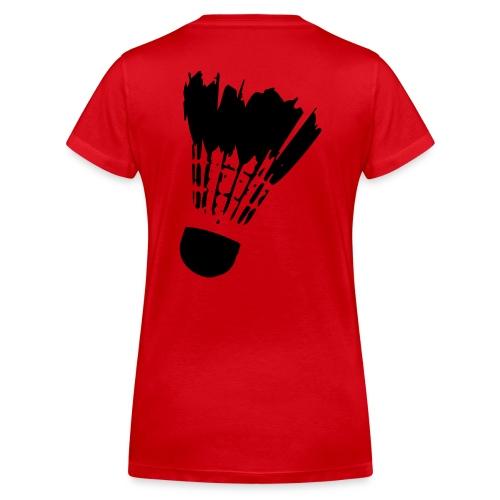 Federball - Frauen Bio-T-Shirt mit V-Ausschnitt von Stanley & Stella