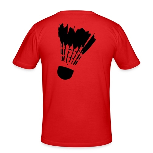 Federball - Männer Slim Fit T-Shirt