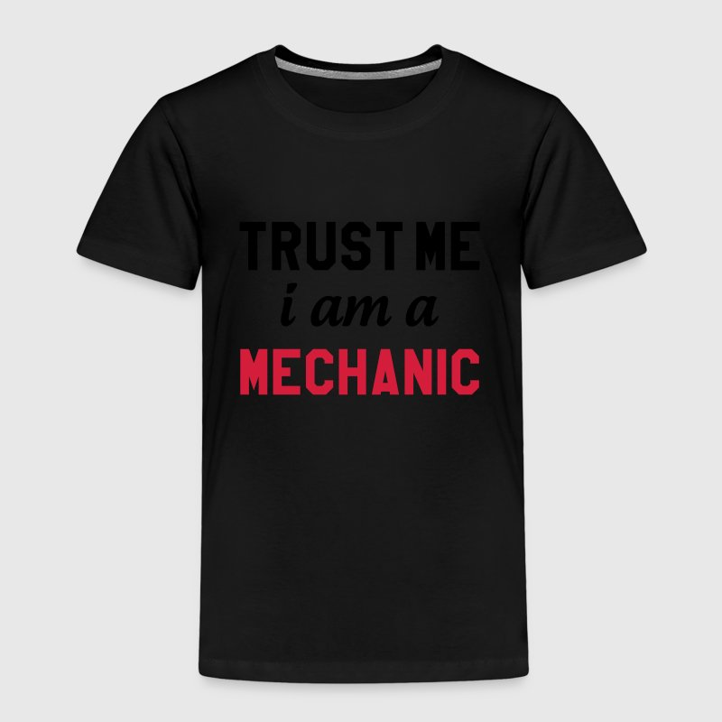 Trust me I am a Mechanic T-shirts - Børne premium T-shirt
