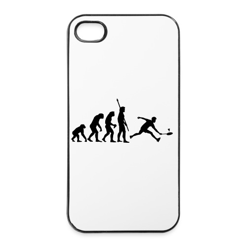 Trainingsjacke Männer - iPhone 4/4s Hard Case