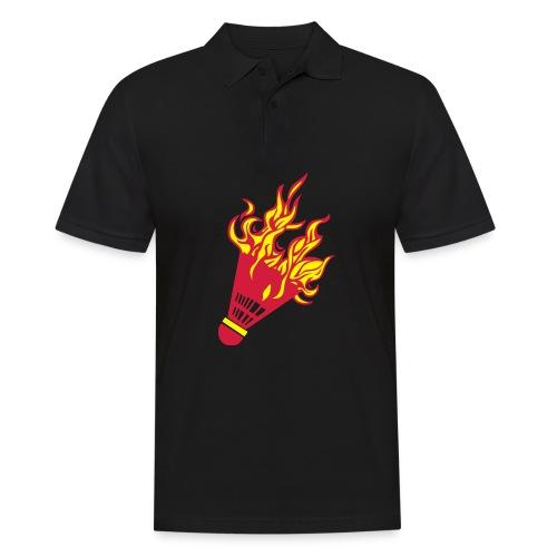 Kochschürze - Männer Poloshirt