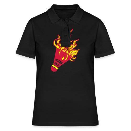 Kochschürze - Frauen Polo Shirt