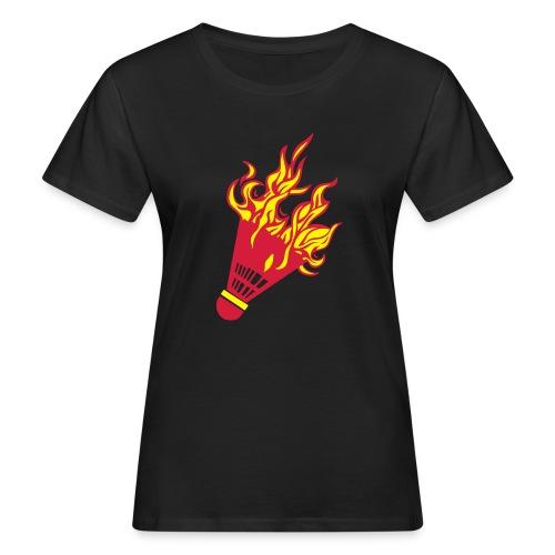 Kochschürze - Frauen Bio-T-Shirt