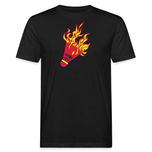 Kochschürze - Männer Bio-T-Shirt