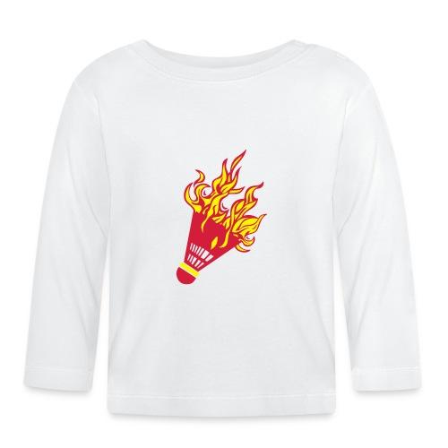 Kochschürze - Baby Langarmshirt
